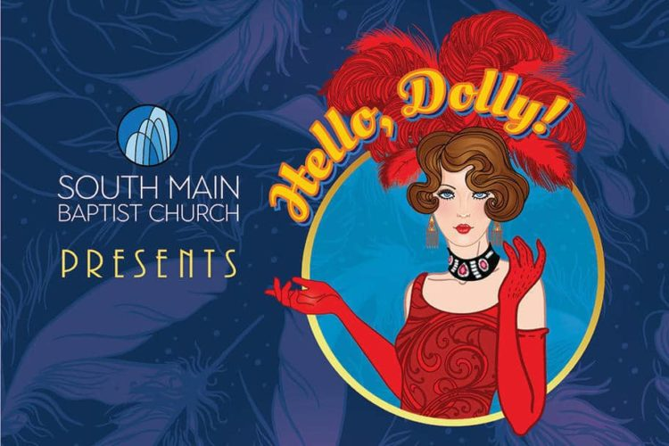 Hello Dolly art