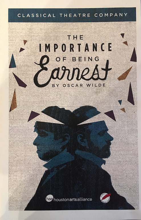 Importance of Being Earnest CTC